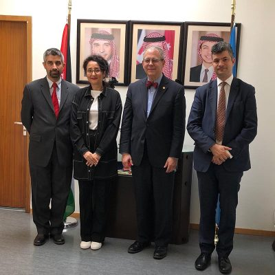 BBLBIA - Jeremy Havardi Meeting with Jordan UNHRC 2019