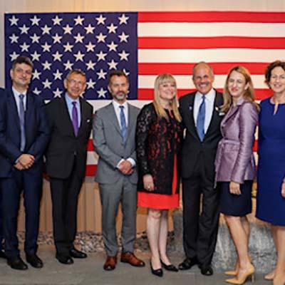 BBLBIA - Jeremy Havardi at the US Embassy