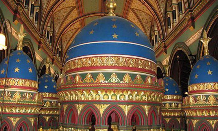 Bnai Brith Heritage Day - Liverpool Old Hebrew Congregation