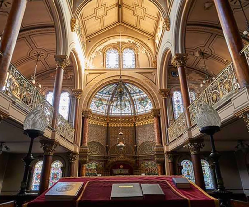 Bnai Brith Heritage Day - Middle Street Synagogue Brighton