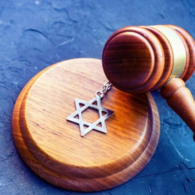 Justice for Jewish people
