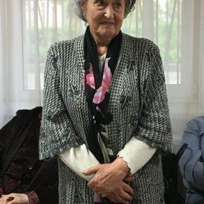 MPK Member of the Kiev Lodge speaks to visitors