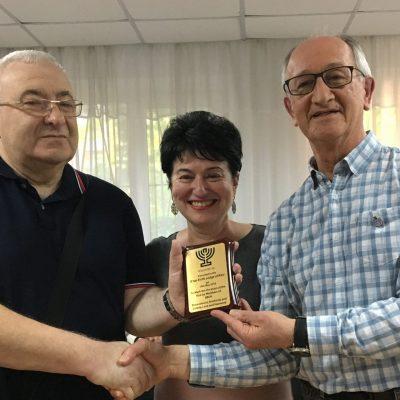 MPK Presentation to the BB Kiev Lodge