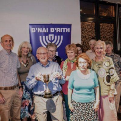 Yad BYad Winning Team Supper Quiz 2019