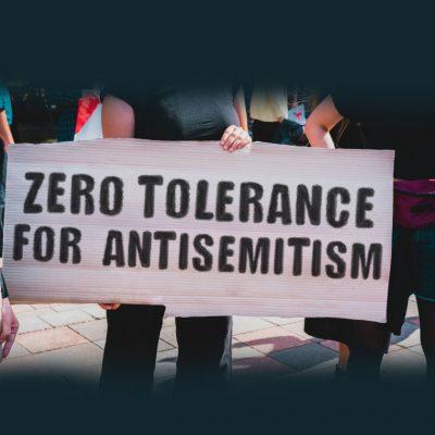 Zero tolerance for anti-semitism SS 1529787254