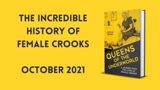 Queens of the underworld book jacket